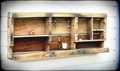 http://www.etsy.com/listing/81360240/wooden-wall-shelf-from-reclaimed-wood