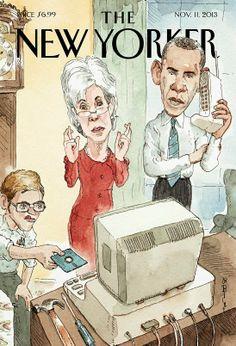 The New Yorker, November 11, 2013