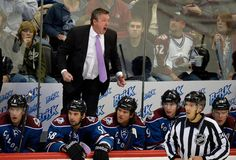 Patrick Roy's six consecutive victories to start his NHL coaching career tie him for the league record.