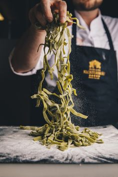 Homemade pasta is a thing! Food Photography Props, Restaurant, Homemade Pasta, Pasta Recipes, Photo S, Hair Styles, Pictures, Austria, Beauty
