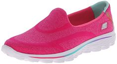 back to basics Skechers Kids 81052L Go Walk 2 Athletic Sneaker (Little Kid/Big Kid)