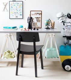 Star Wars themed boy's bedroom! #kids @mintyhouse