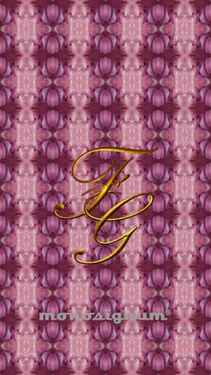 @monosignum is proudly to #present your #FG_04 #monogram as a #wallpaper for your #iPHONE #5 for #free