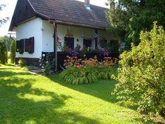 Tornácos ház - Őriszentpéter - Őrség - Dunántúl - Hungary