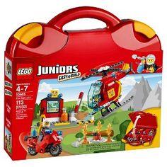 LEGO� Juniors Fire Suitcase 10685