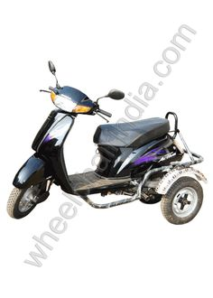 The Honda Activa has been designed for the new era. It is a family two-wheeler or three-wheeler and features a higher load carrying capacity than similar scooters. Honda Activa is popular for its practical styling, ease of use, better ride quality and the excellent 102cc engine. Perfect in design and technology, Honda Activa is more than just a means of transportation. The Convenient Lift up Independent Cover (CLIC), adopted for the first time on a scooter in India,