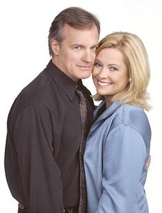Stephen Collins and Catherine Hicks Teen Series, Stephen Collins, Best Tv Couples, Good Morals, Seven Heavens, 7th Heaven, Family Tv, Great Tv Shows, Tv Guide