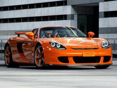 OMG this orange Carrera is sickening!