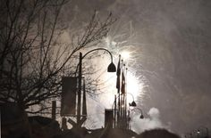 Montreal Christmas Celebrations and Events You'll Love: Montreal Christmas Fireworks