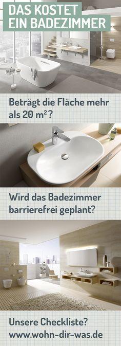 Lohnt sich eine Finanzierung fürs neue Bad? Budgeting