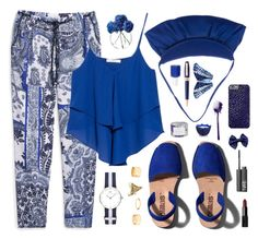 """""""Fantasy blue #4"""" by alexasilver on Polyvore"""
