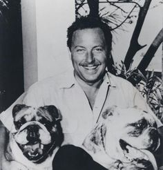 """If I got rid of my demons, I'd lose my angels.""  ― Tennessee Williams"