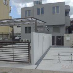 Garage Roof, Roof Design, Doors, Outdoor Decor, Home Decor, Decoration Home, Room Decor, Home Interior Design, Home Decoration