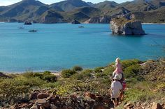 The northern reaches of Mexico's Sea of Cortez... hope to sail there again someday