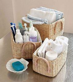 Organização - Banheiro