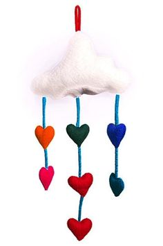 Babies Rooms, Rainbow Colours, Play To Learn, Rain Drops, Love Heart, Baby Room, Baby Kids, Clouds, Create