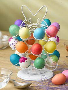 eierstnder osterhase farbenfrohe bemalte ostereier easter hunt easter egg dye hoppy easter