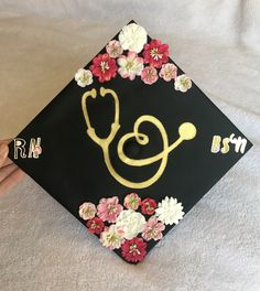 Nursing graduation cap!