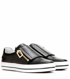 Sneaky Viv leather sneakers | Roger Vivier