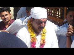 Sanjay Dutt Visits Madhya Pradesh With His Brother-In-Law To Pray At The Devi Pith Temple.   For more Bollywood: Log on to http://www.businessofcinema.com/ Facebook: http://www.facebook.com/Businessofcinema Twitter: http://www.twitter.com/BOCLive