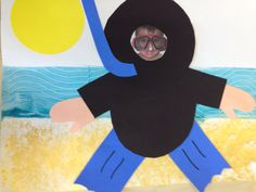 Beach Crafts For Toddlers