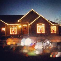 tips for great #Christmaslights Outside - NoBiggie.net