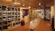 Museo del Vino de la #RibeiraSacra en #MonforteDeLemos #Lugo #Spain by @RosaGonzlezRoca via Twitter