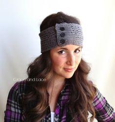 Nellie Knit Head Wrap