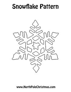 Winter is snow much fun with DIY Christmas crafts and free printables. Snowman crafts, Santa templates, Christmas ornaments, Reindeer templates, printable sayings. Snowflake Quilt, Paper Snowflakes, Snowflake Pattern, Christmas Rugs, Christmas Snowflakes, Christmas Projects, Santa Template, Snow Theme, Snowflakes