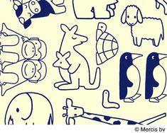 col·lecció de dibuixos infantils