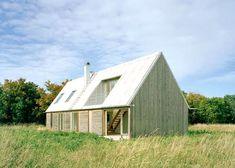 sommarhus-man Lindstrand Palme Arkitektkontor