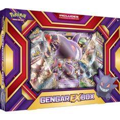 Pokemon Pokemon Ex Box: Gengar