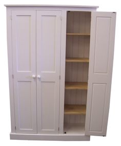 This 3 door Hall Storage Cupboard is 190 cm tall 118 cm wide and 35 cm deep and comes with 4 fully adjustable shelves in the right hand section and 2 shelves and 6 double coat hooks in the left section. Shoe Storage Porch, Shoe Storage Cupboard, Coat And Shoe Storage, Hall Cupboard, Hanging Shoe Storage, Hanging Shoes, Hanging Rail, Built In Storage, Storage Boxes