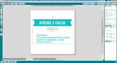 Aprender a trazar en Silhouette Studio Parte 5 (Español)
