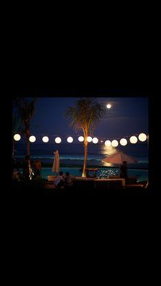 Night time at Komune Bali Night Time, Bali