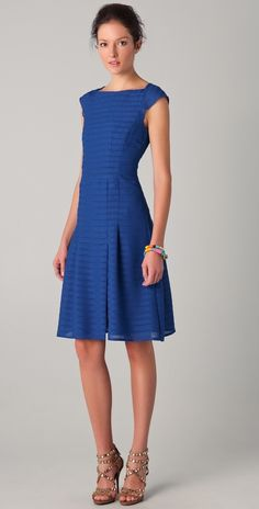 Shopbop Work Category Dress Picks - Picture Day Dress $411.96