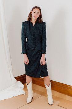 Christian Dior, Peplum, Silk, Skirts, Fabric, Sweaters, Jackets, Vintage, Dresses
