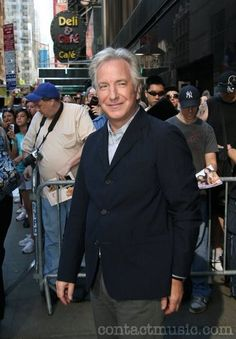 Mr.Alan Rickman - Alan Rickman Photo (4682161) - Fanpop