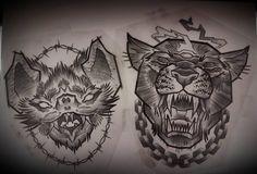 atlantis tattoos