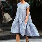La daily couture di Victoria Beckham alla Fashion Week newyorchese!