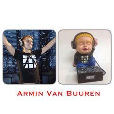 Colorful Armin Can Buuren.