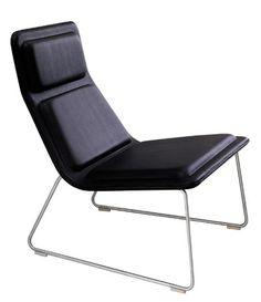 Jasper Morrison. Cappellini low pad chair