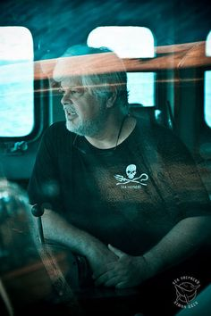 Famous animal conservationists: Paul Watson