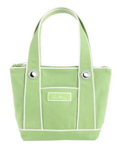 Not crazy about Vera, but I love this solid canvas tote