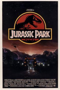Jurassic Park unseen poster 2