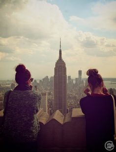 go site seeing with your #bff