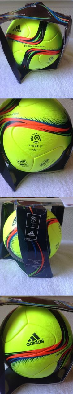 Balls 20863: 2016 Pro Ligue 1 Adidas Official Match Ball France (Winter) -> BUY IT NOW ONLY: $89.95 on eBay!