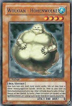 Original KONAMI Yu-Gi-Oh! Trading Card  GLAS-DE012 Wolkian - Höhenwolke / Cloudian - Altus Deck: GLAS Gladiator's Assault Seltenheit: Rare Kartentyp: Effekt-Monsterkarte Typ: Fee / Effekt ATK/DEF: 1300/0 Kartennummer: 79703905  | Günstig bei eBay kaufen!