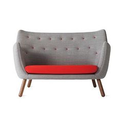 Love this little guy. The Poet Sofa, DWR. http://www.dwr.com/product/poet-sofa.do?sortby=ourPicks