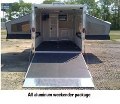 Trailers Plus Peterborough >> 13 Best Trailers Images In 2015 Campers Enclosed Cargo Trailers